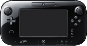 Wii U Gamepad (image courtesy of Nintendo)